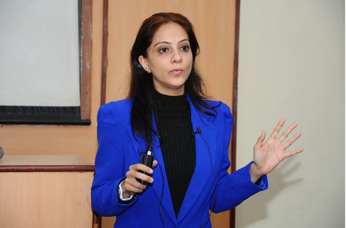 Natasha  Advani