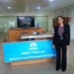 workshop given at Tata research Development centre