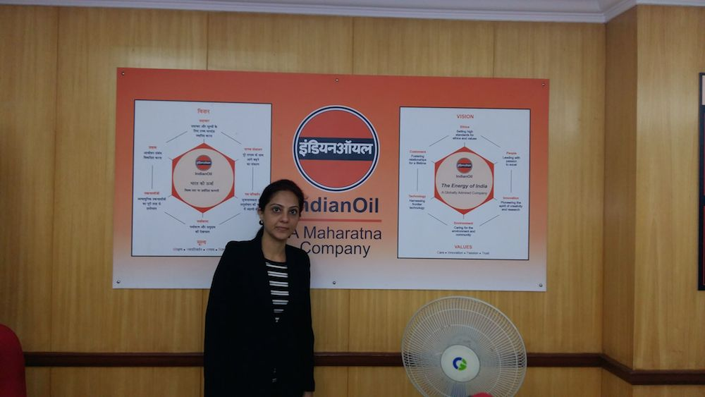 Workshop given at Indian Oil Corporation copy