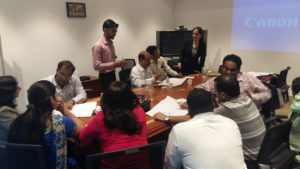 Seminar Given at Essar on Unleash the Power within