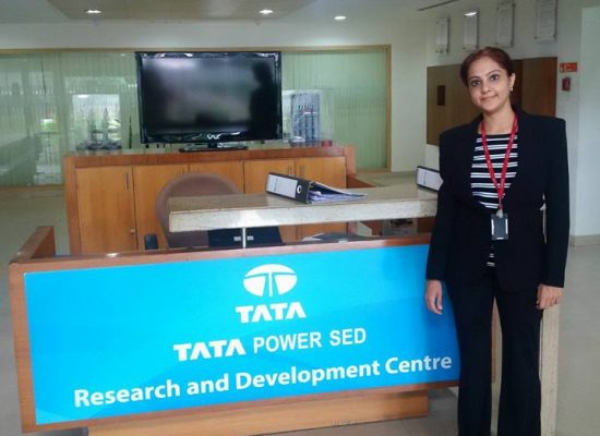 Natasha's workshop in TCS